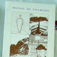 Libros de segunda mano: PAISAJES DEL ALMA - MIGUEL DE UNAMUNO - ED. C.E.G.A.L. 1986 - VER DESCRIPCIÓN. Lote 295494393