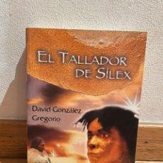 Libros de segunda mano: EL TALLADOR DE SILEX DAVID GONZÁLEZ GREGORIO. Lote 295524643