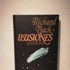 Libros de segunda mano: LIBRO - ILUSIONES JUAN SALVADOR GAVIOTA - VARIOS - SU MEJOR OBRA DESDE RICHARD BACH. Lote 295550753