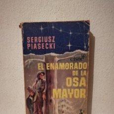 Libros de segunda mano: LIBRO - EL ENAMORADO DE LA OSA MAYOR - VARIOS - SERGIUSZ PIASECKI. Lote 295550863