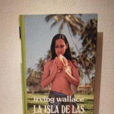 Libros de segunda mano: LIBRO - LA ISLA DE LAS TRES SIRENAS - VARIOS - IRVING WALLACE - CÍRCULO DE LECTORES. Lote 295551413