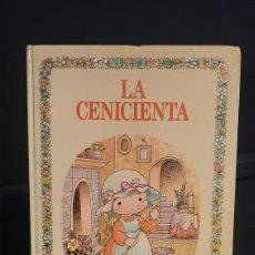 Libros de segunda mano: LA CENICIENTA COLECCION BUENAS NOCHES Nº 1.EDITORIAL BRUGUERA. Lote 295702933