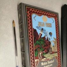 Libros de segunda mano: MATÍAS SANDORF (SEGUNDA PARTE) / JULIO VERNE / RBA 2002. Lote 295782068