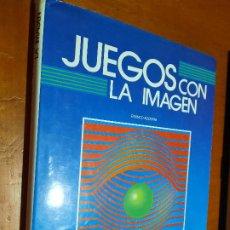 Libros de segunda mano: JUEGOS CON LA IMAGEN. FRANCO AGOSTINI. PIRAMIDE. GRAN TOMO. BUEN ESTADO. Lote 296911368