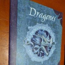 Libros de segunda mano: DRAGONES. EL DRAGÓN DE LAS NIEVES. ERNEST DRAKE. GRAPA. BUEN ESTADO. DIFICIL DE CONSEGUIR. Lote 296911633