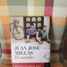 Libros de segunda mano: JUAN JOSÉ MILLAS - EL MUNDO - PLANETA 2007. Lote 297031978