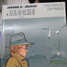 Libros de segunda mano: PRETÉRITO DEFINIDO, JÉRÔME K. JÉRÔME BLOCHE. 1991. CO-659. Lote 297342708