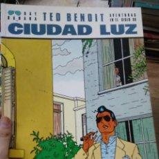 Libros de segunda mano: CIUDAD LUZ, TED BENOIT. ED NORMA. CO-666. Lote 297343913