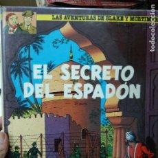 Libros de segunda mano: EL SECRETO DEL ESPADON 2ª PARTE, EDGAR P. JACOBS. CO-684. Lote 297348643