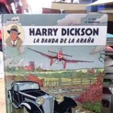 Libros de segunda mano: LA BANDA DE LA ARAÑA, HARRY DICKSON. CO-688. Lote 297352883
