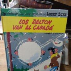 Libros de segunda mano: LOS DALTON VAN AL CANADÁ, LUCKY LUKE. 1982. CO-690. Lote 297353498