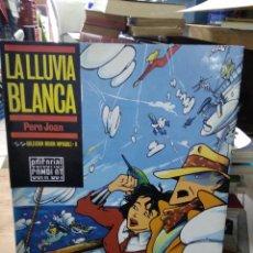 Libros de segunda mano: LA LLUVIA BLANCA, PERE JOAN. 1987. CO-691. Lote 297353783