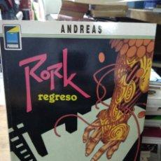 Libros de segunda mano: RORK REGRESO, ANDREAS. ED NORMA. CO-692. Lote 297353938