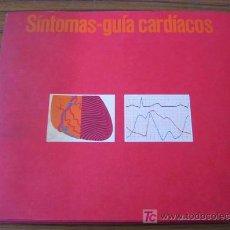 Libros de segunda mano: SINTOMAS - GUIA CARDIACOS...POR DR. HORST - H. TOBIEN, BAD WIESSEE...1969. Lote 18514837
