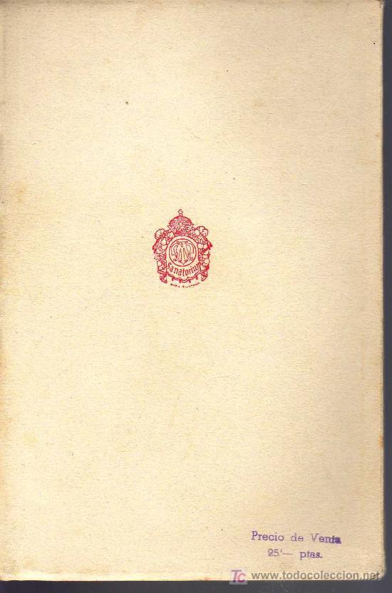 Libros de segunda mano: LA SALUD POR EL AYUNO Y LA ABSTINENCIA - ED. SANATORIUM 1952 - Foto 2 - 25757460