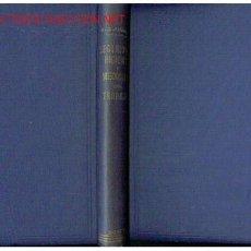 Libros de segunda mano: SEGURIDAD HIGIENE Y MEDICINA DEL TRABAJO.1955. Lote 1389219