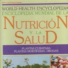 Libros de segunda mano - ENCICLOPEDIA MUNDIAL DE LA NUTRICIÓN Y LA SALUD - ( COMPLETA EN 7 TOMOS ) - 2555166