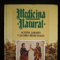 Libros de segunda mano: MEDICINA NATURAL. ACEITES, JARABES Y LICORES MEDICINALES. RAIMUNDO LARGO. EDISAN 1897 64 PAG. Lote 10377263