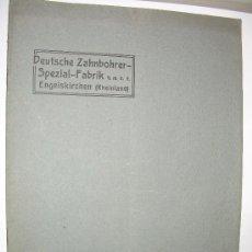Libros de segunda mano: ANTIGUO CATALOGO DE MEDICINA SXX. Lote 16397421