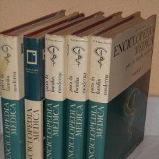 Libros de segunda mano: ENCICLOPEDIA MÉDICA PARA LA FAMILIA MODERNA 5T POR F. BEER POITEVIN DE MAS IVARS EN VALENCIA 1980. Lote 26560021