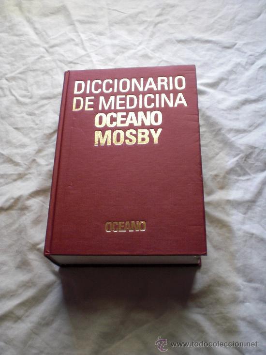 diccionario de medicina oceano mosby - Comprar Libros de medicina ...