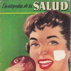 Libros de segunda mano: ENCICLOPEDIA DE LA SALUD. Lote 17153850
