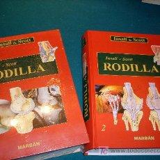 Libros de segunda mano: RODILLA. INSALL Y SCOTT. VOLUMENES 1 Y 2 (LB42). Lote 49970586
