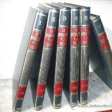 Libros de segunda mano: LA MEDICINA Y LA SALUD - 6 TOMOS - ENCICLOPEDIA PARA LA FAMILIA-. Lote 23548256