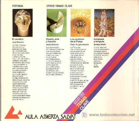 Libros de segunda mano: El Cerebro. Colección Salvat. Temas Clave. nº 31. - Foto 2 - 27277422