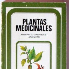 Libros de segunda mano: PLANTAS MEDICINALES . Lote 26530666
