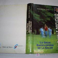 Libros de segunda mano: MÁS VALE PREVENIR LA GRAN ENCICLOPEDIA DE LA SALUD RAMÓN SÁNCHEZ-OCAÑA 1996 RM45545. Lote 20423133