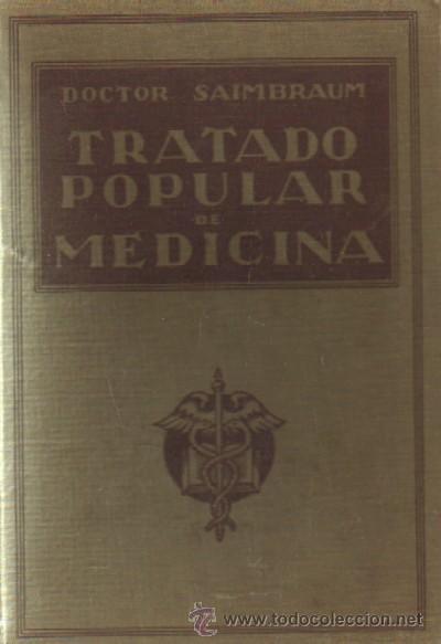 TRATADO POPULAR DE ALIMENTACION. ANATOMIA-FISIOLOGIA-HIGIENE-TERAPEUTICA (A-MEDNAT-160) (Libros de Segunda Mano - Ciencias, Manuales y Oficios - Medicina, Farmacia y Salud)