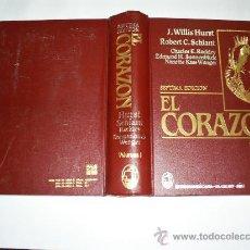 Libros de segunda mano: EL CORAZÓN 2 TOMOS INTERAMERICANA / MCGRAW-HILL 1994 RM46991. Lote 26833079