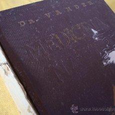 Libros de segunda mano: MEDICINA NATURAL, DOCTOR ADR. VANDER. Lote 23838971