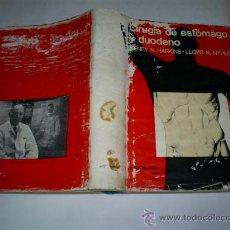 Libros de segunda mano: CIRUGÍA DE ESTÓMAGO Y DUODENO HENRY N. HARKINS LLOYD M. NYHUS INTER MEDICA 1974 RM47291. Lote 22610371