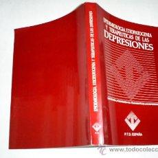 Libros de segunda mano: EPIDEMIOLOGÍA, ETIOPATOGENIA Y TERAPÉUTICAS DE LAS DEPRESIONES 1988 RM47819. Lote 23273006