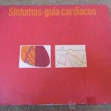 Libros de segunda mano: SINTOMAS-GUIA CARDIACOS. ILUSTRADO CON DIBUJOS -TOBIEN,HORST-H.- WIESSE,BAD - 1969 CORREO 4.53€. Lote 24840827