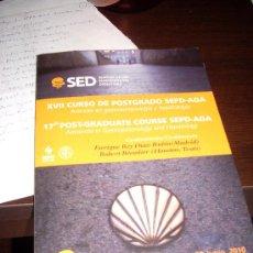 Libros de segunda mano: XVII CURSO DE POSTGRADO SEPD- AGA. AVANCES EN GASTROENTEROLOGÍA Y HEPATOLOGÍA. 2010.ESPAÑOL E INGLÉS. Lote 25132950