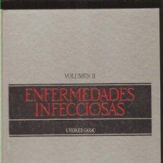 Libros de segunda mano: ENFERMEDADES INFECCIOSAS. Lote 25263123