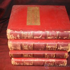 Libros de segunda mano: 1058- TRATADO DE MEDICINA,4 VOL.,BARCELONA,SALVAT,CON GRABADOS EN COLOR Y B.N.. Lote 25551273