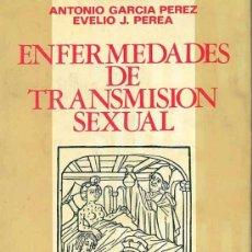 Libros de segunda mano: GARCÍA PÉREZ / PEREA : ENFERMEDADES DE TRANSMISIÓN SEXUAL (1980). Lote 91503510