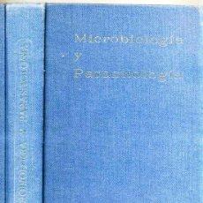 Libros de segunda mano: V. MATILLA Y OTROS : MICROBIOLOGÍA Y PARASITOLOGÍA (1980). Lote 26983467