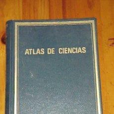 Libros de segunda mano: ATLAS DE CIENCIAS. ANATOMICO DEL CUERPO HUMANO. EDICIONES JOVER. *. Lote 27856560