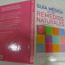 Libros de segunda mano: GUÍA MÉDICA DE LOS REMEDIOS NATURALES. 01. ABSTINENCIA /ALOE. GLOBUS COMUNICACIÓN, 2005 RM35687. . Lote 27889549
