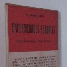 Libros de segunda mano: ENFERMEDADES SEXUALES. Lote 27976575