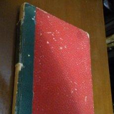 Libros de segunda mano: APUNTES CONTESTACIONES DE OBSTETRICIA. LIBRO SOBRE AYUDA AL PARTO Y AL RECIÉN NACIDO (1949). Lote 29557794