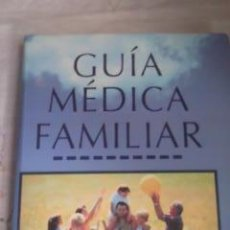 Libros de segunda mano: GUÍA MEDICA FAMILIAR ,SANATORIO PERPETUO SOCORRO.DIARIO INFORMACIÓN . Lote 30177265