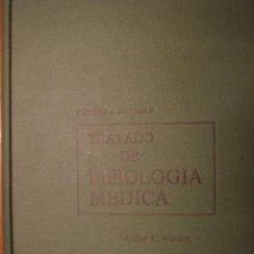 Libros de segunda mano: TRATADO DE FISIOLOGIA MEDICA POR ARTHUR C. GUYTON TERCERA EDICION EDIT MEDITERRANEA. Lote 30372675