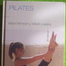 Libros de segunda mano: PILATES. MARI WINSOR. MARK LASKA. COLECCIÓN CUERPOMENTE. Lote 30656584