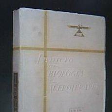 Libros de segunda mano: INSTITUTO DE BIOLOGIA Y SUEROTERAPIA 1919 – 1944. VV.AA. GRÁFICAS REUNIDAS, MADRID, SIN FECHA . Lote 30942108